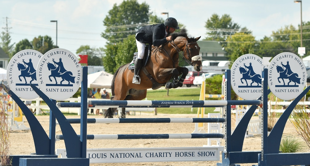 St. Louis National Charity Horse Show 2020