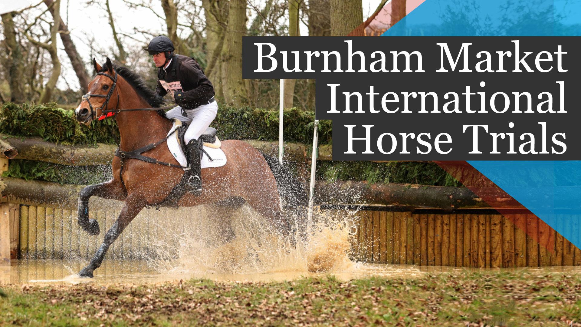 Burnham Market International Horse Trials 2020