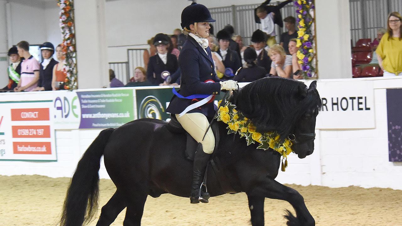 British Show Pony Society Heritage Championships 2020