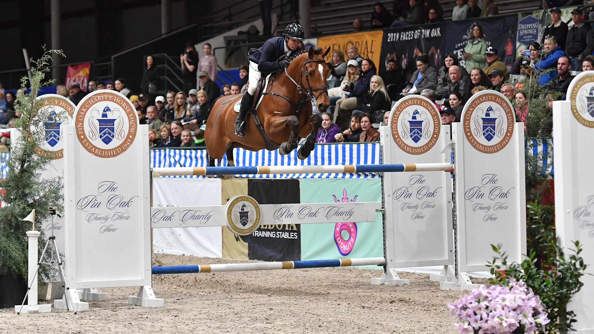 Pin Oak Charity Horse Show 2021, USA