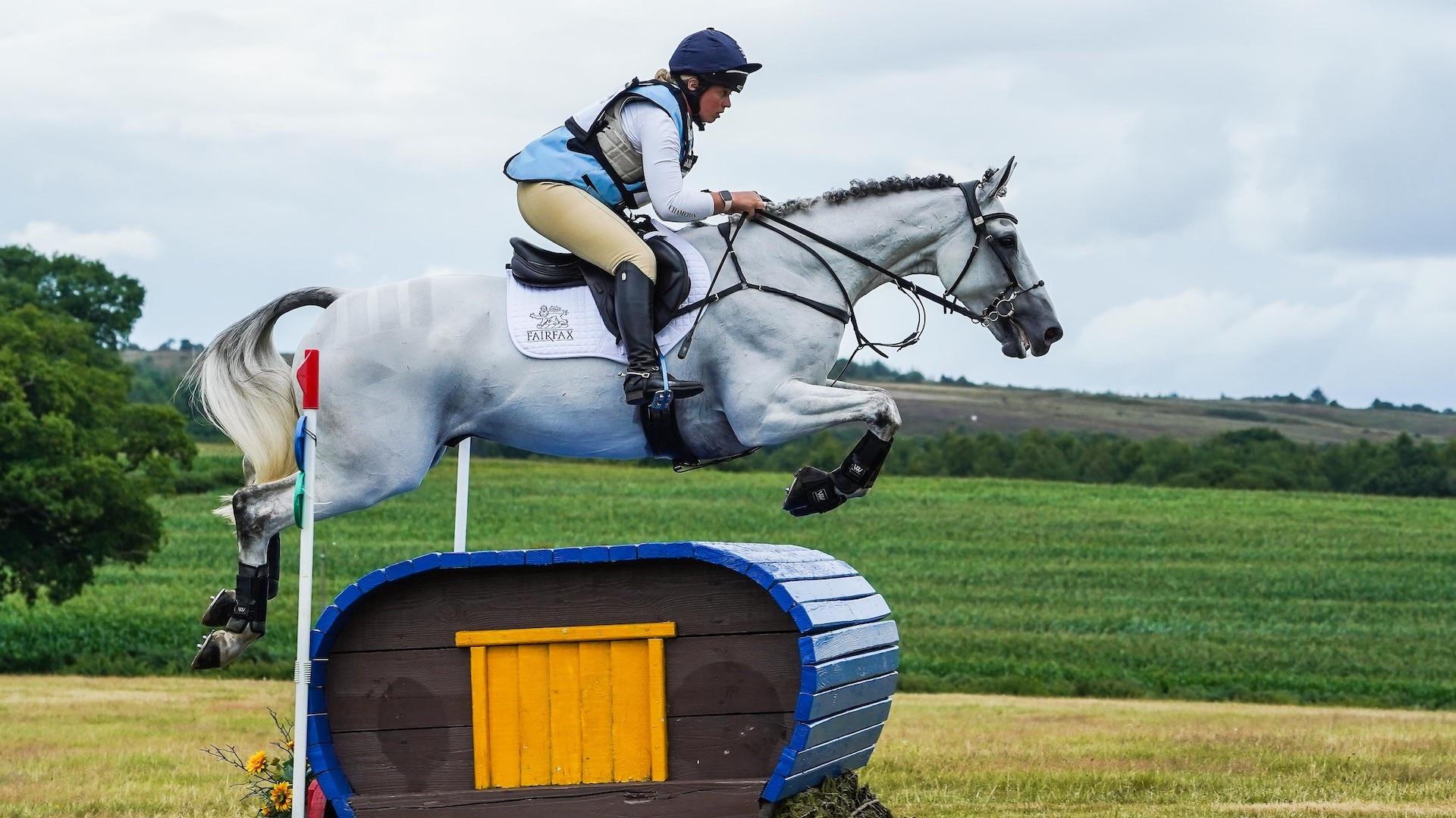 Bicton International Horse Trials 2021