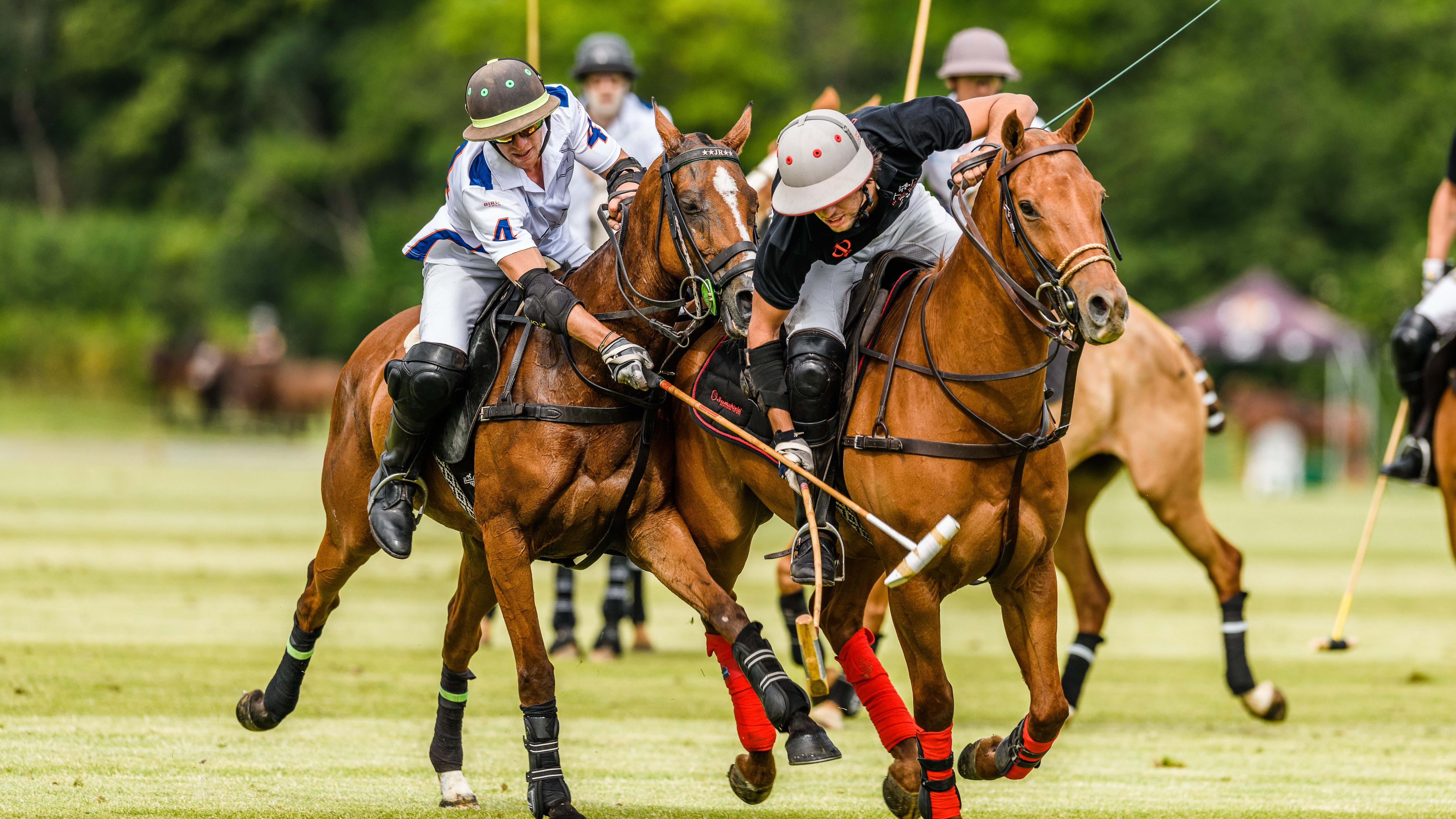 The Polo Rider Cup 2021, Chantilly, France