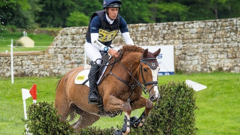 Belsay International Horse Trials 2021, CCI-S 2* Section C, XC, 4th June