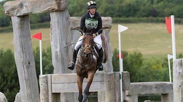 Barbury Castle International Horse Trials 2021, XC