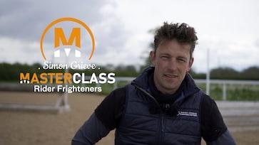 Simon Grieve: Rider Frighteners