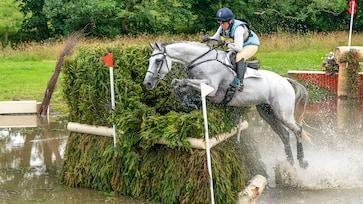 Burgham International Horse Trials XC