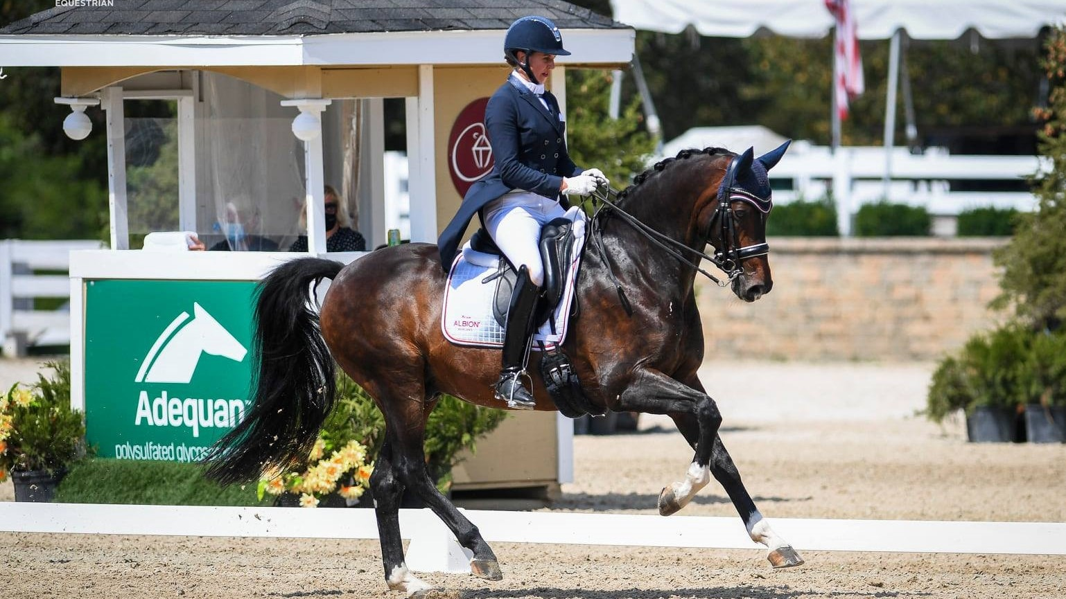 US Dressage Festival of Champions 2021 - YH/DH Arena