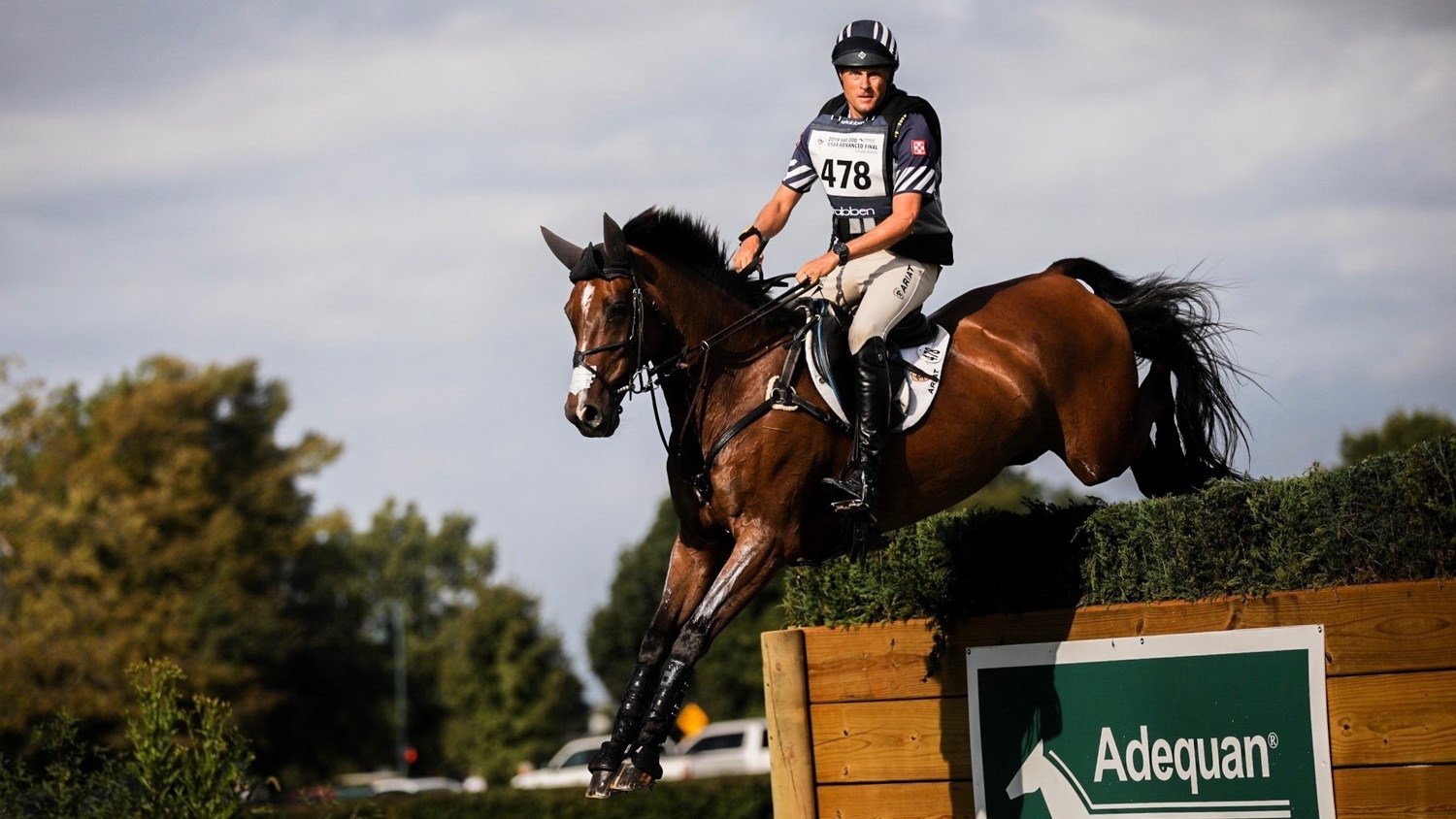 USEA American Eventing Championships, Advanced Division