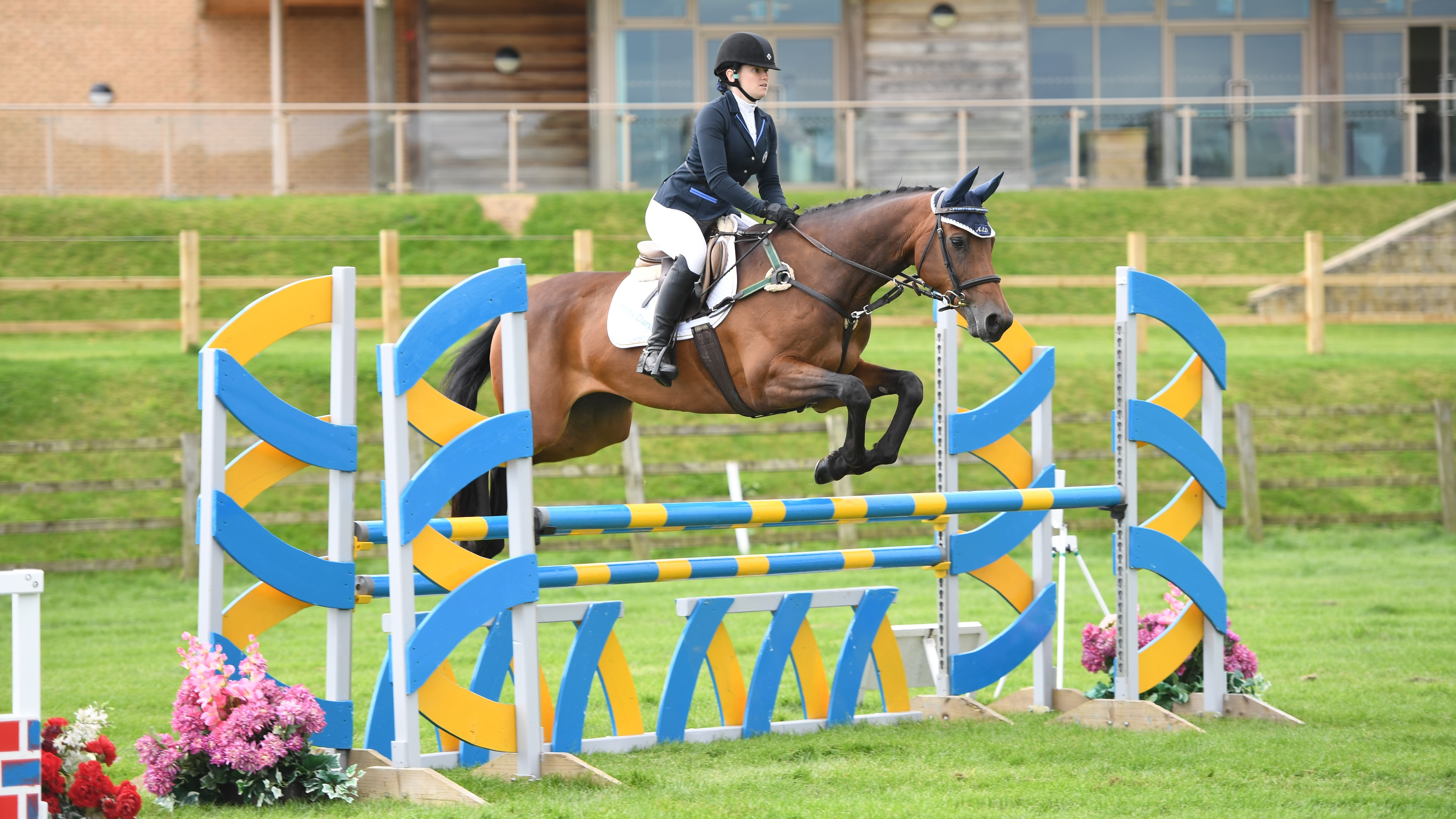 NAF Five Star British Riding Clubs National Champs, Lincolnshire Showground