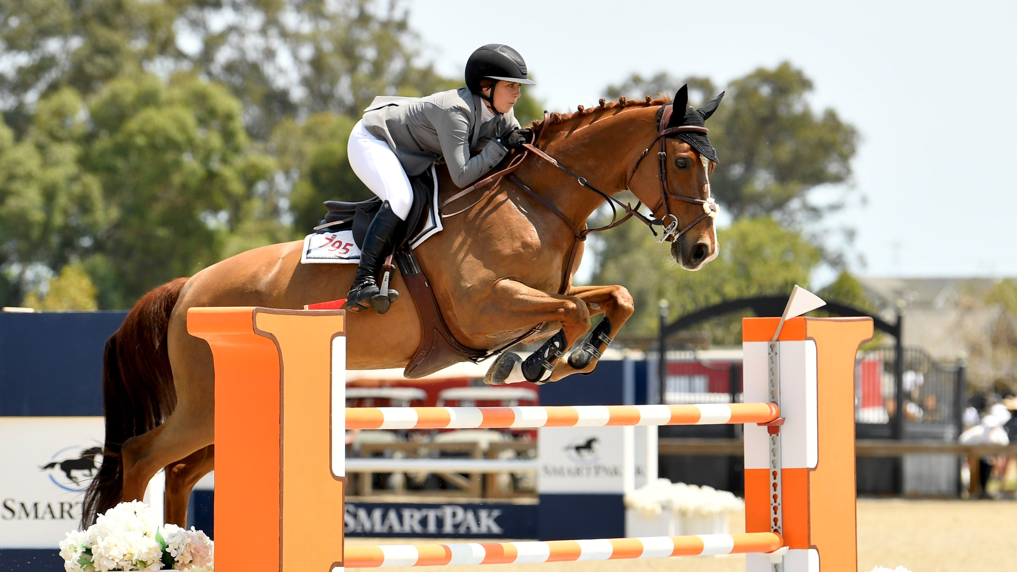 Sonoma Horse Park, Giant Steps Charity Classic