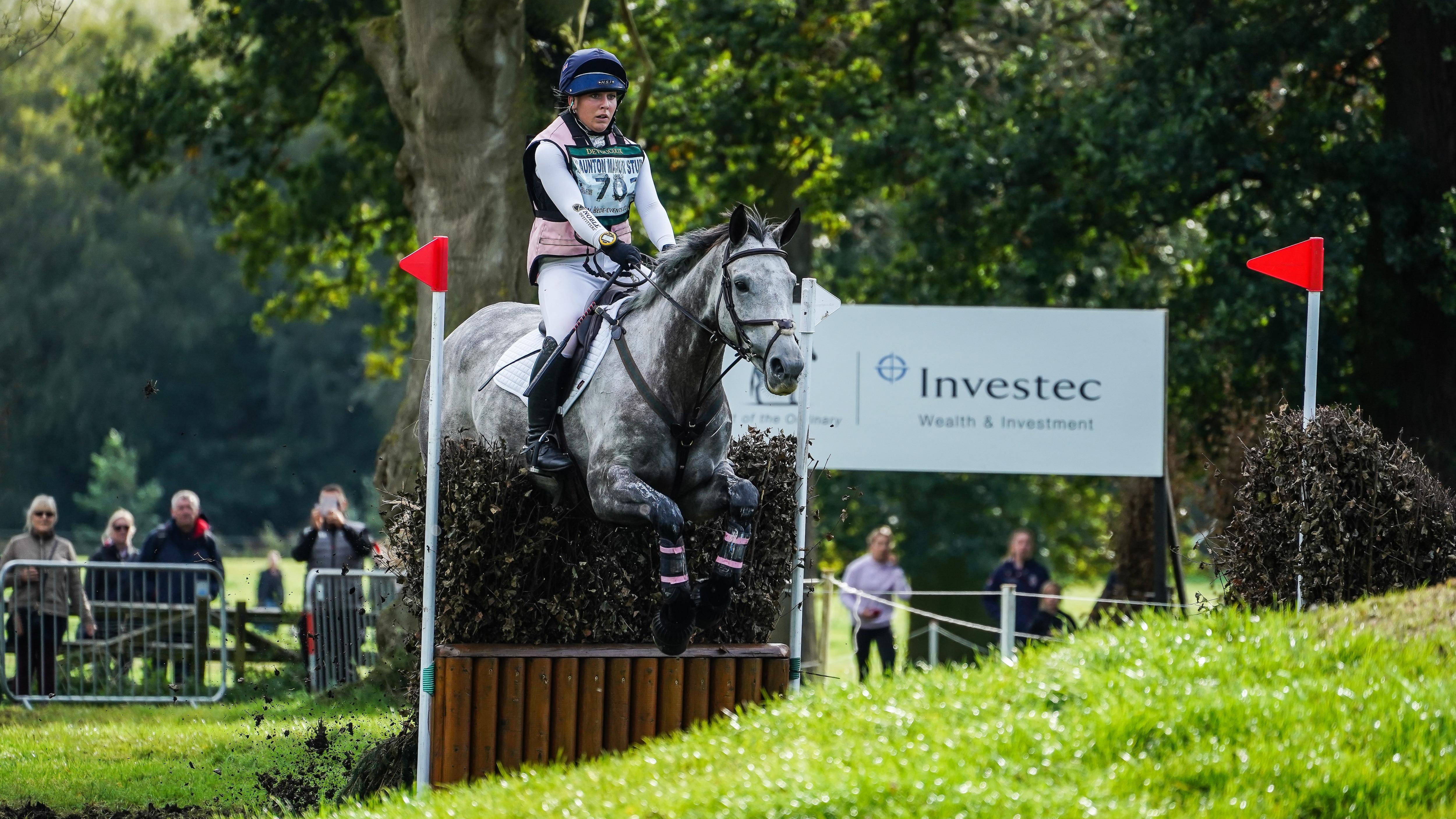 Osberton Horse Trials XC 2021