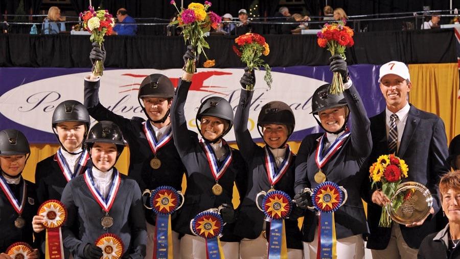 Pennsylvania National Horse Show: Keystone Arena
