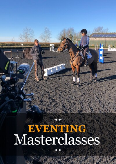 Eventing Masterclass Box Set - 32 episodes