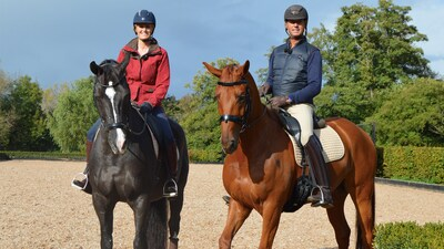 Rudall Rides With Carl Hester (S1E6)