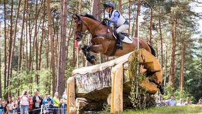 Longines Luhmühlen 2019 Cross Country As-Live (S2E3)