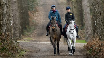 Rudall Rides With Gemma Tattersall