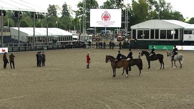 Royal Windsor 2019 Working Hunter Pony Championships (S3E8)