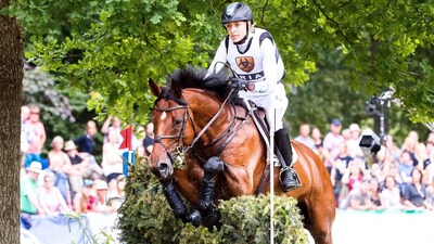 Longines Luhmühlen Horse Trials 2019. (S2E1)