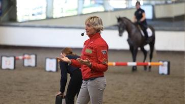 A Masterclass with Ingrid Klimke: Jumping