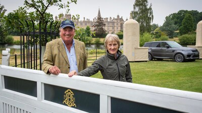 Burghley Horse Trials 2019 Press Day