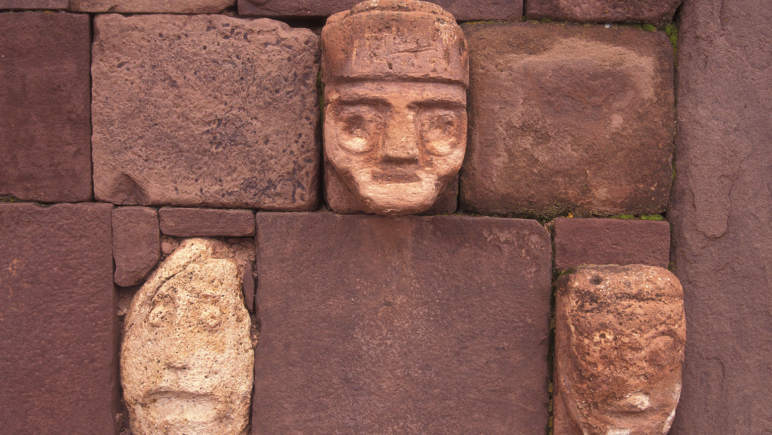 Enigmatic Tiwanaku by Lake Titicaca