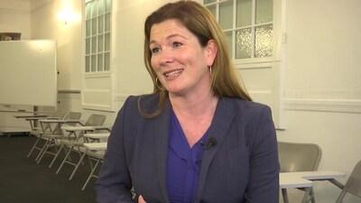 Suzy Loftus's Run for District Attorney