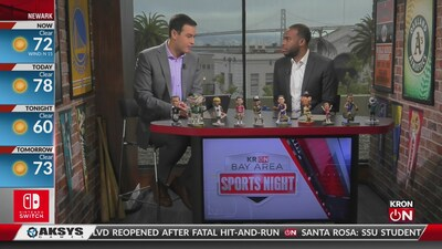 Bay Area Sports Night June 19, 2019