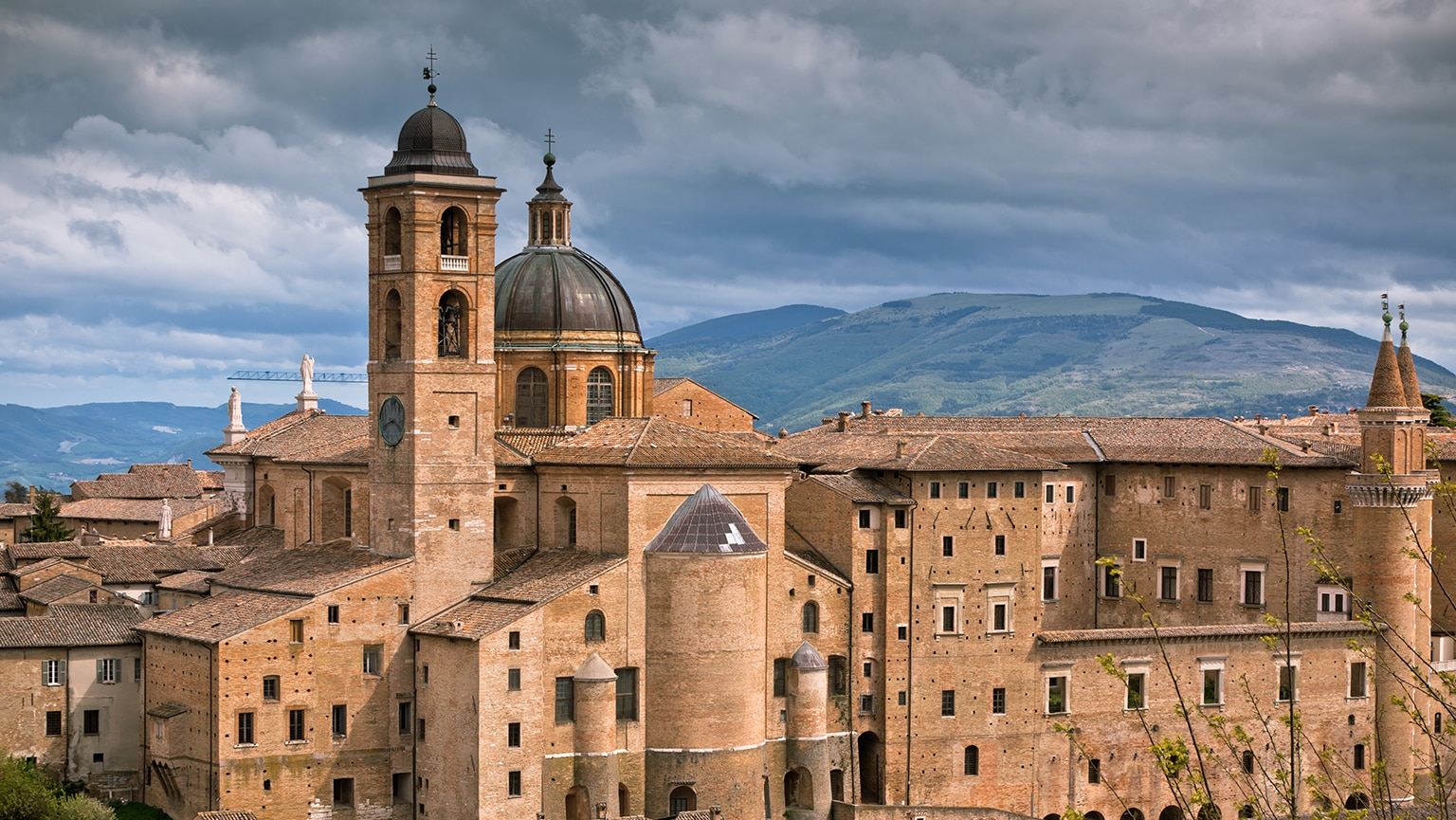 Urbino—Microcosm of Renaissance Civilization
