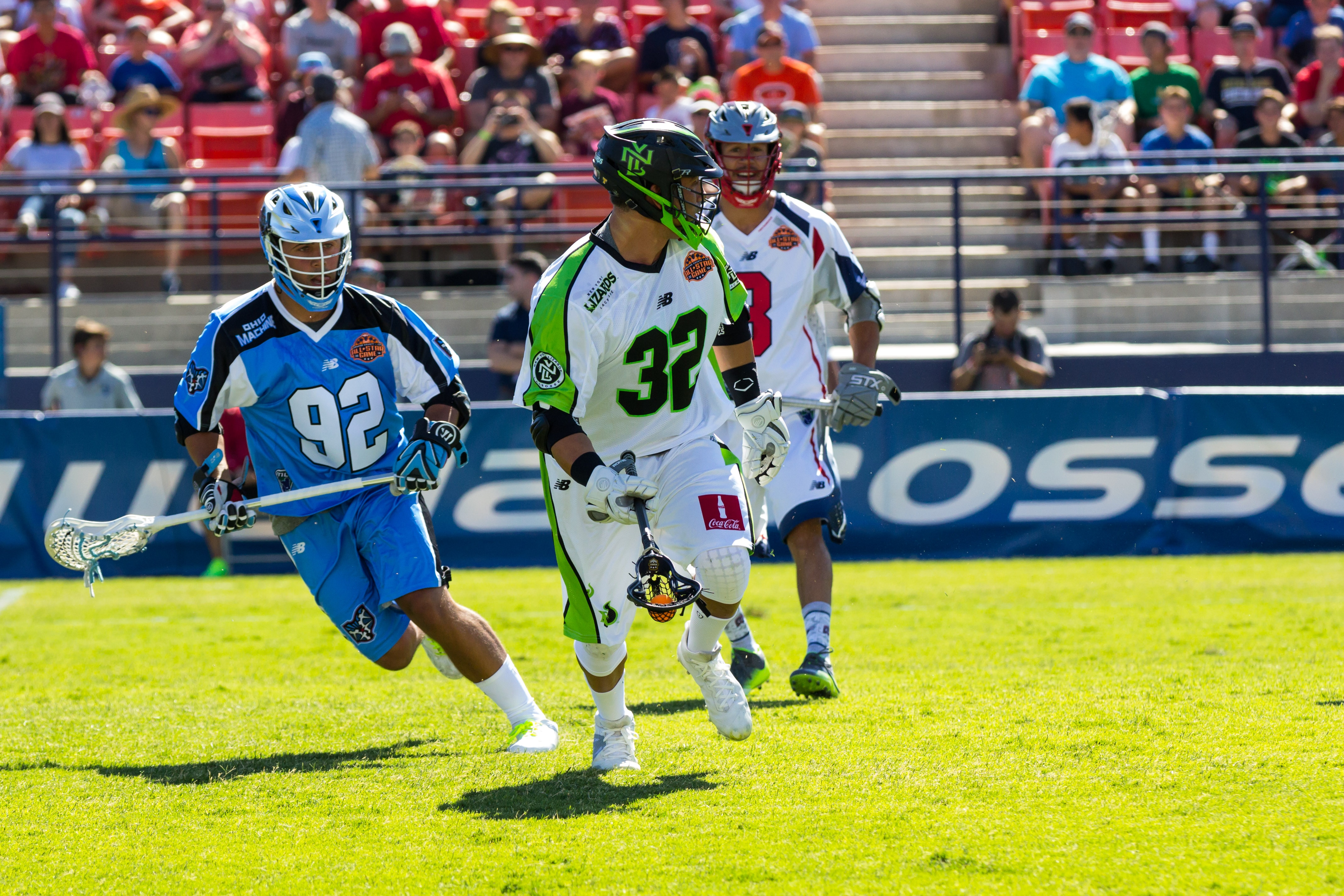 Image of 2016 MLL All Star Game Highlights