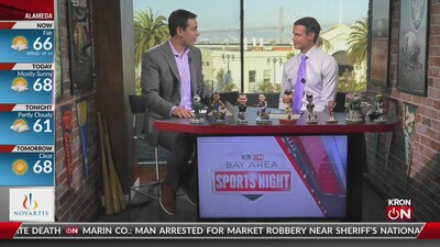 Bay Area Sports Night Aug. 7, 2019