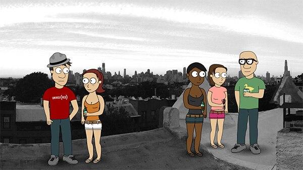 Brooklynians - Trailer