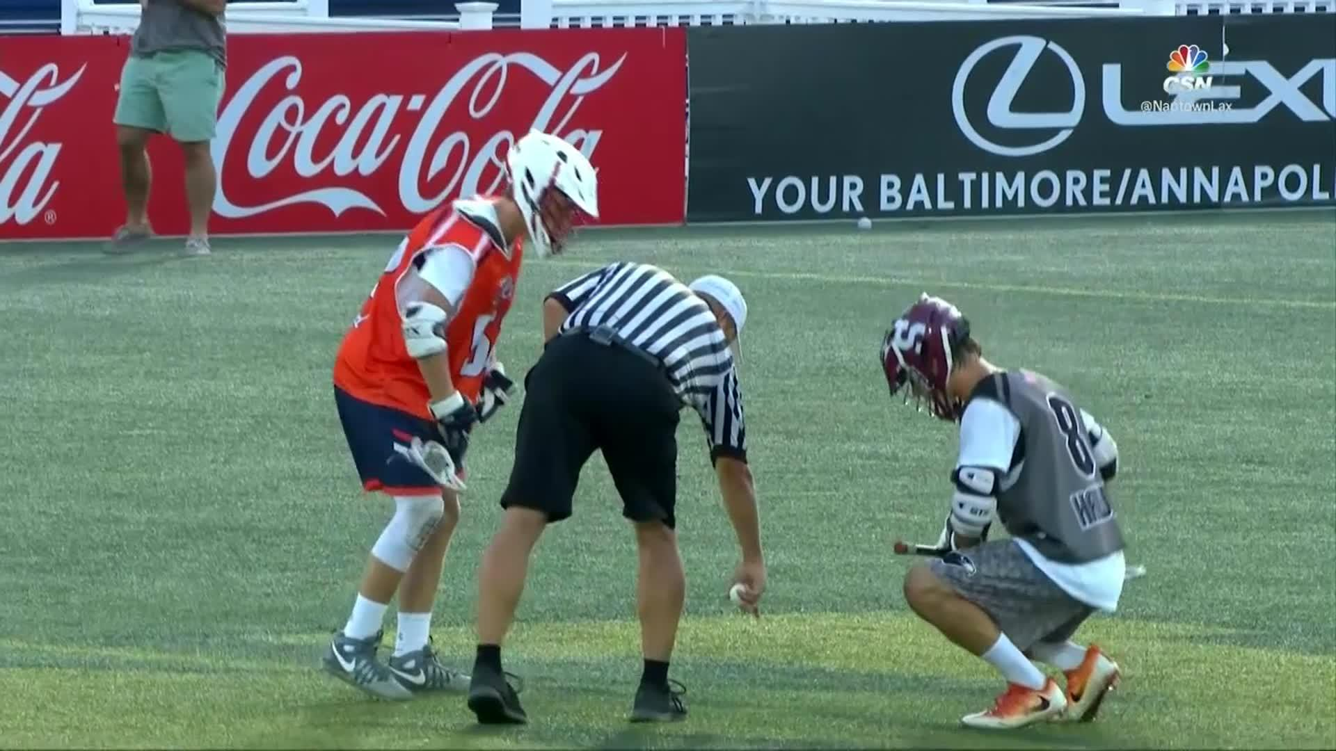 2017 Naptown National Challenge: FCA (MD) Lacrosse 2018 vs. Annapolis Hawks