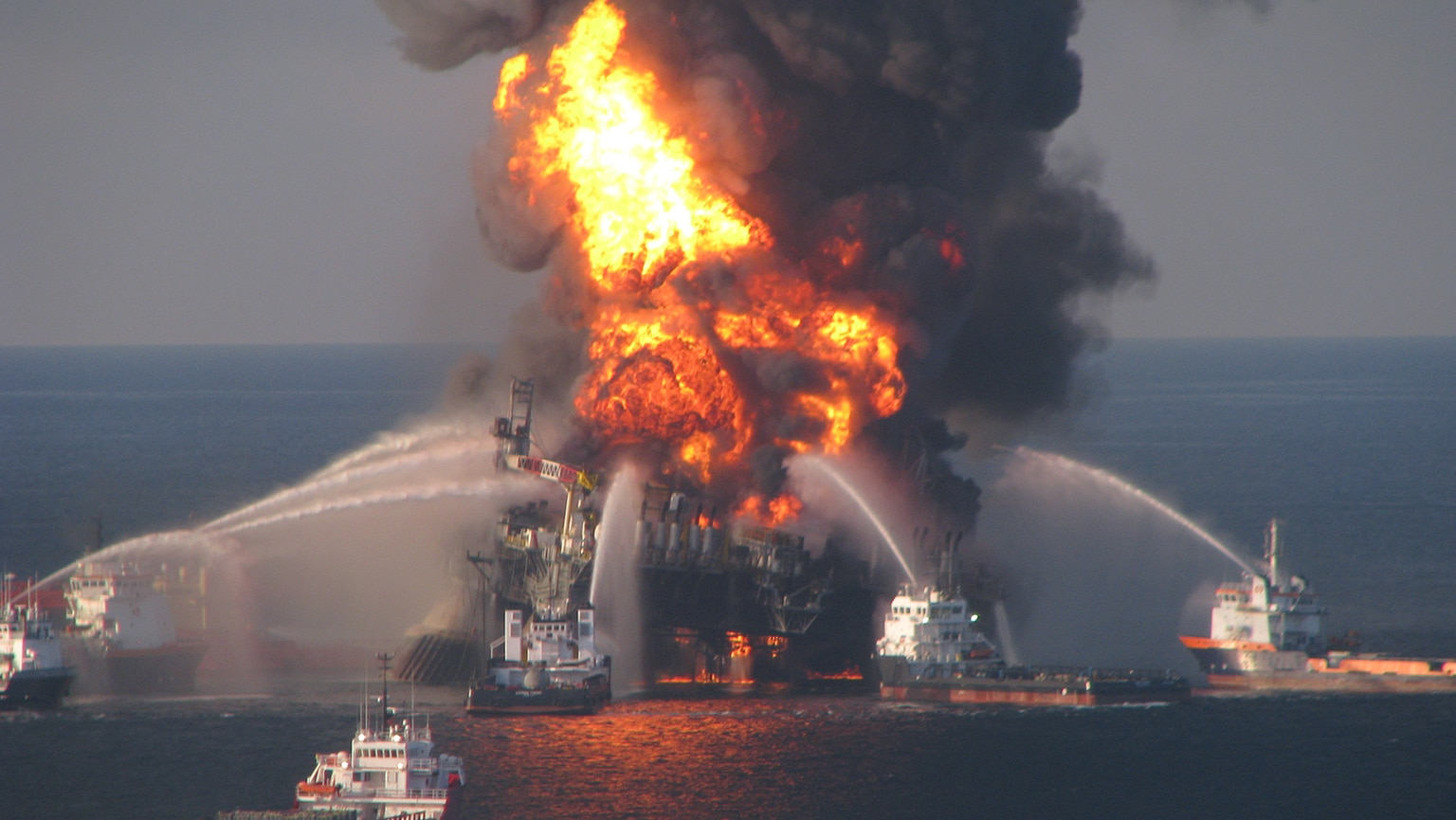 Offshore Oil and Gas—Resources and Risks