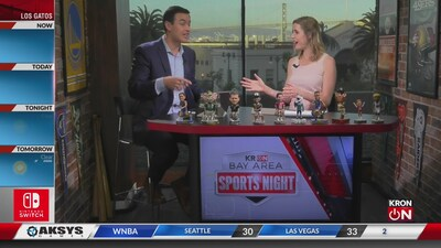 Bay Area Sports Night June 25, 2019
