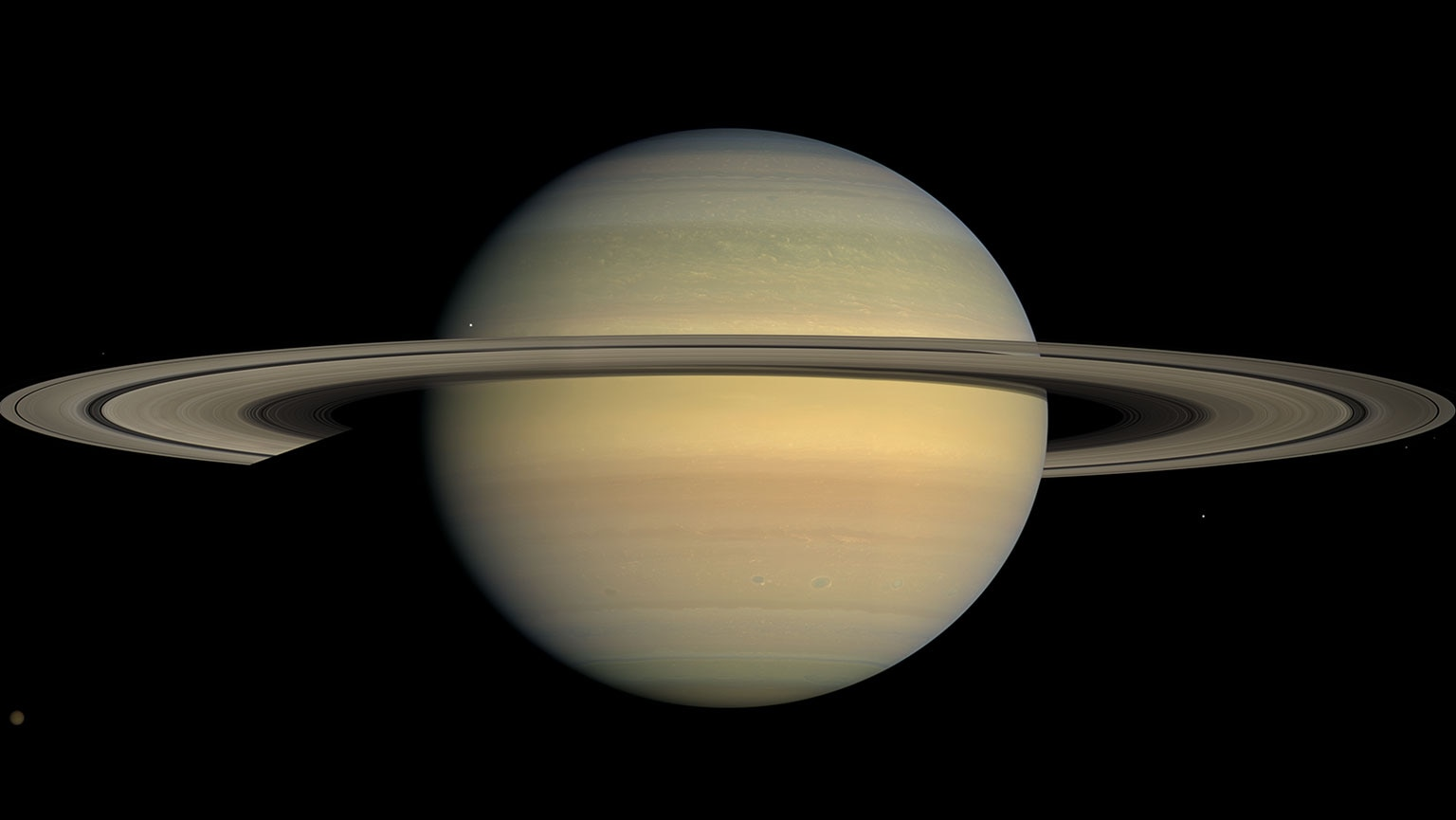 Saturn—The Rings of Enchantment