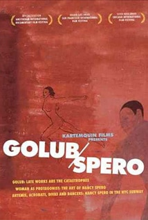 Image of Golub: Late Works are the Catastrophes