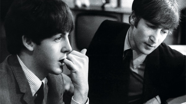 Composing the Beatles Songbook: Lennon and McCartney 1957–1965