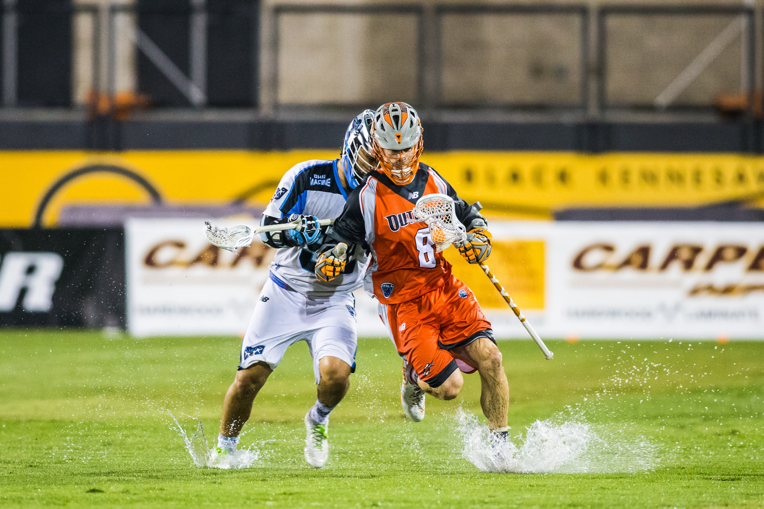 Midfielder Greg Downing Announces His Retirement From Major League Lacrosse  - Denver Outlaws MLL Team