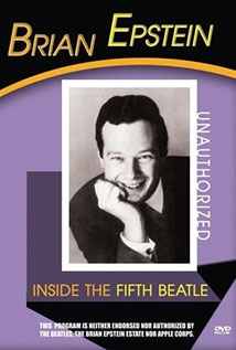 Image of Brian Epstein - Inside The Fifth Beatle
