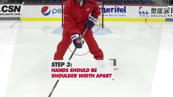 Train Like a Capital: Hockey Stance
