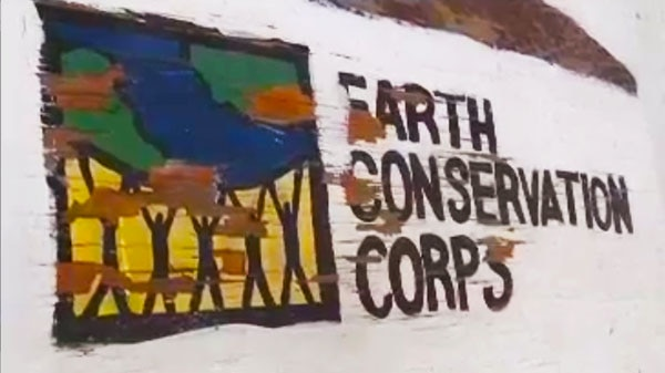 Interview, Bob Nixon: Founder Earth Conservation Corps