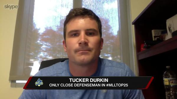Tucker Durkin on the Florida Launch