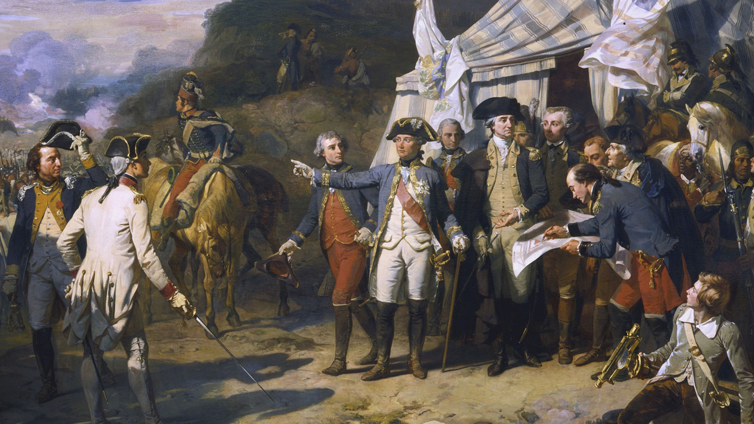The American Revolution—Washington's War
