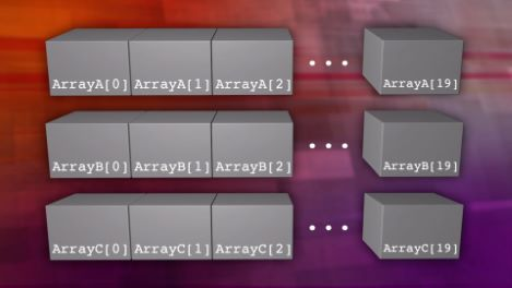 Arrays for Quick and Easy Data Storage