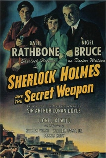 Image of Sherlock Holmes and the Secret Weapon