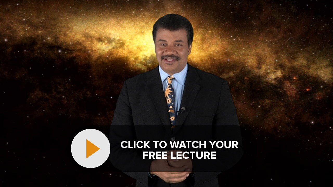 Astrophysics with Neil DeGrasse Tyson | Dark Matter, Particle Physics, & Cosmic Science Free Lecture Video