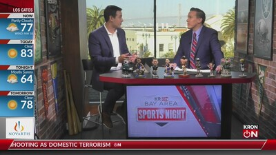 Bay Area Sports Night Aug. 6, 2019