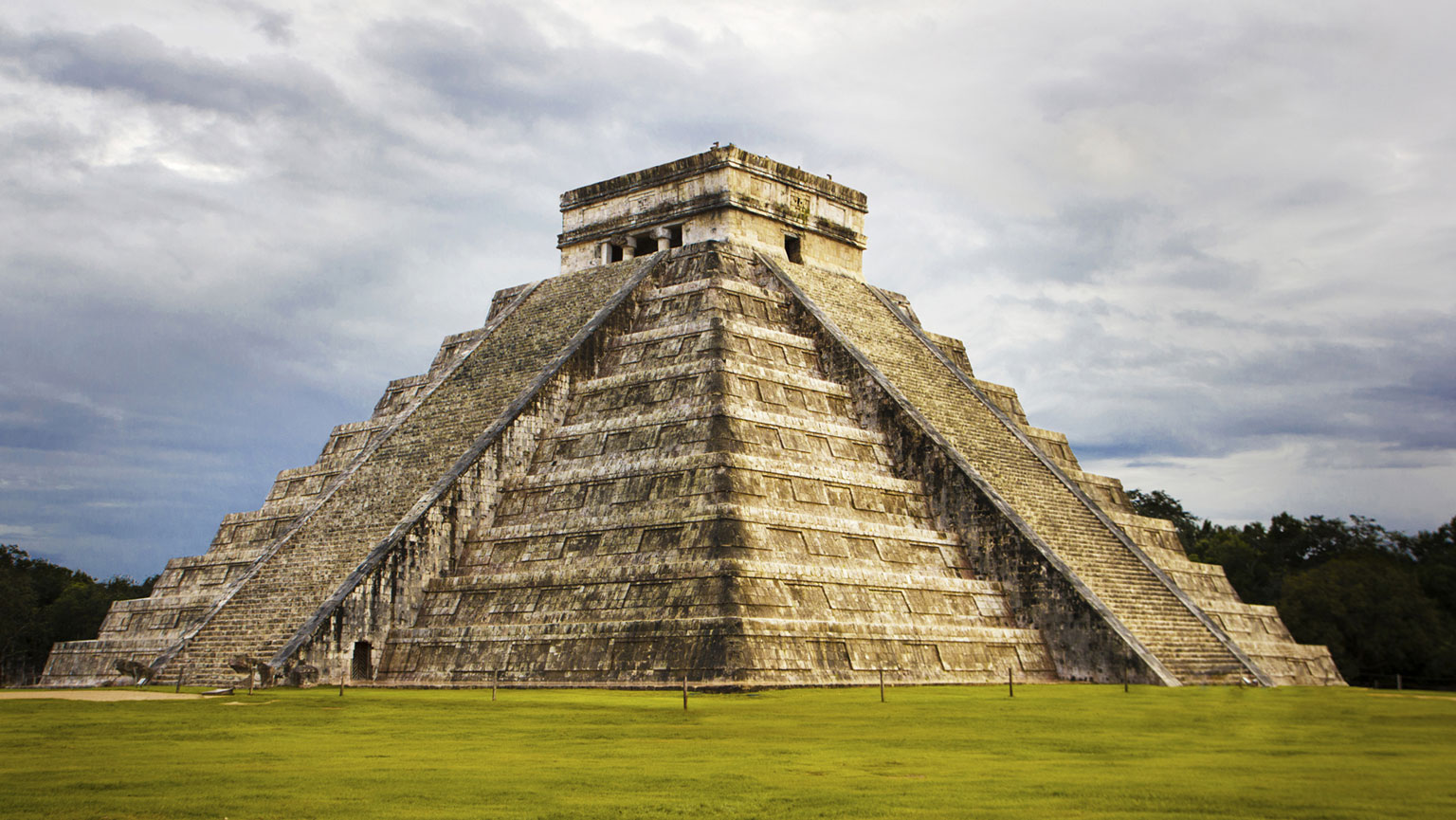 Chichen Itza—Maya Capital of the Yucatán