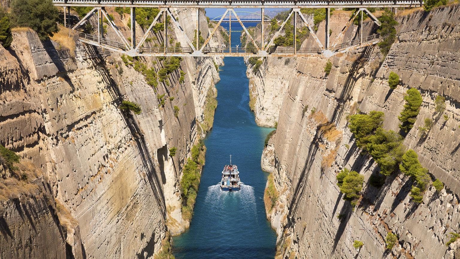Seeking the Good Life—Corinth to Epidauros
