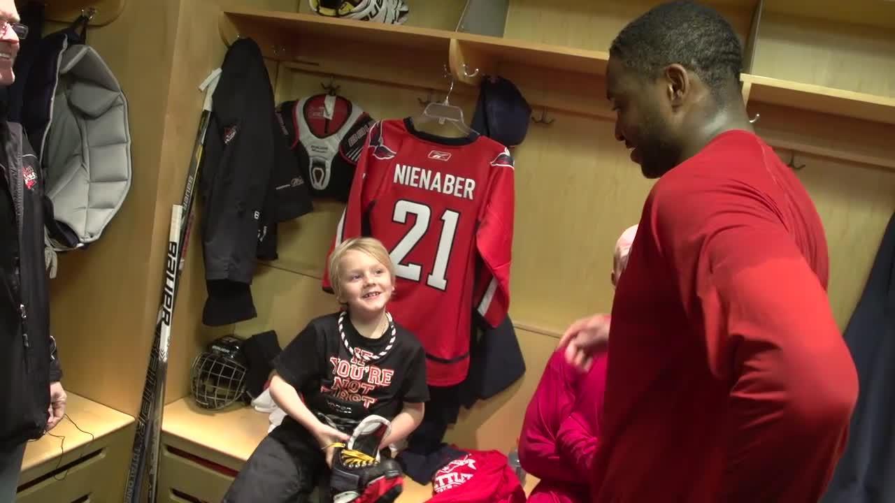 Children's Wish Recipient Braden Nienaber